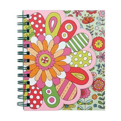 Flower Power Layered Journal By Skelley, Jennifer (ILT)
